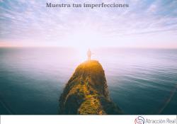 Es un error tratar de ocultar nuestras imperfecciones e intentar mostrar solo lo mejor de nosotros cuando nos encontramos en situaciones sociales