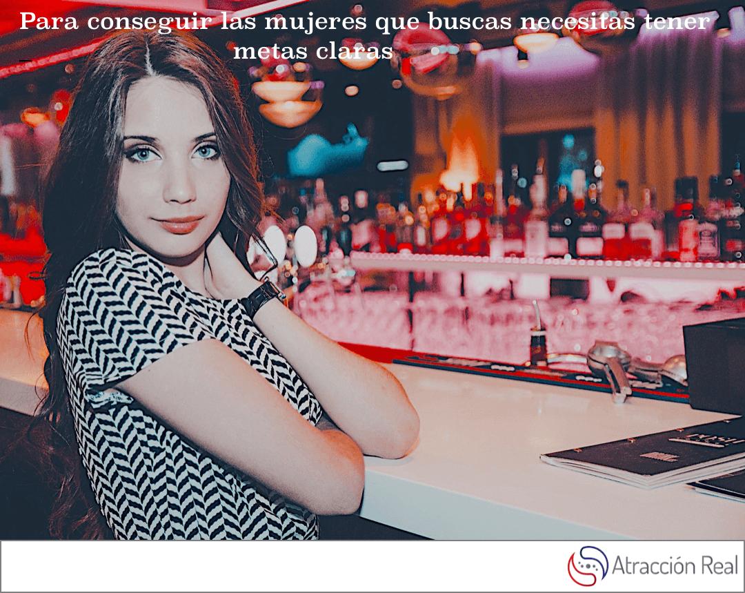 Hoy les quiero hablar de un aspecto del éxito social y con las mujeres que muchos descuidan, el cual es no tener metas claras y bien definidas